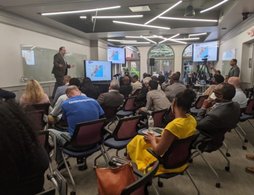 Montgomery TechLab showcases first class of startups on Demo Day